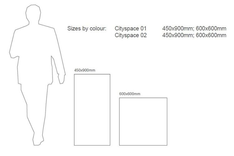 cityspace-levato-mono-size-guide