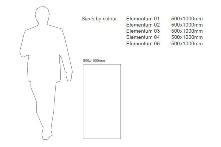 elementum-levato-mono-size-guide