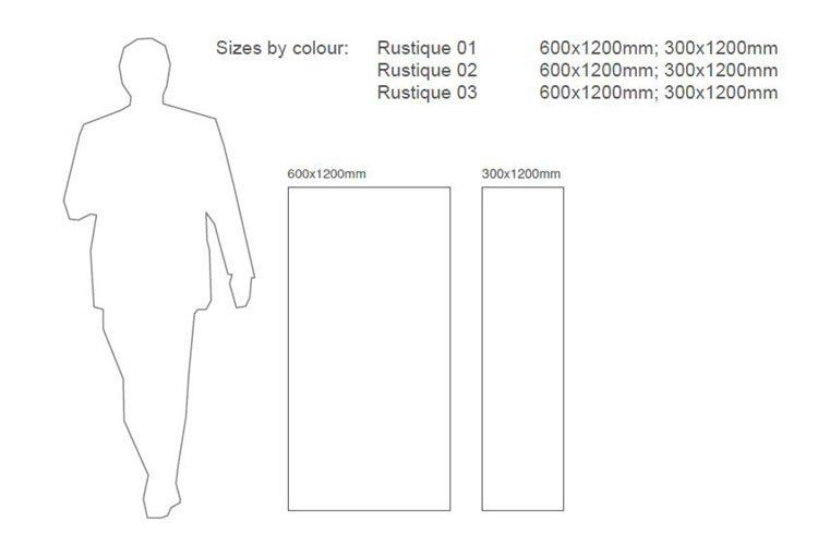rustique-levato-mono-size-guide