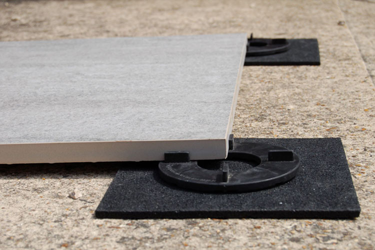 Paver Support Pads  Fixed Height