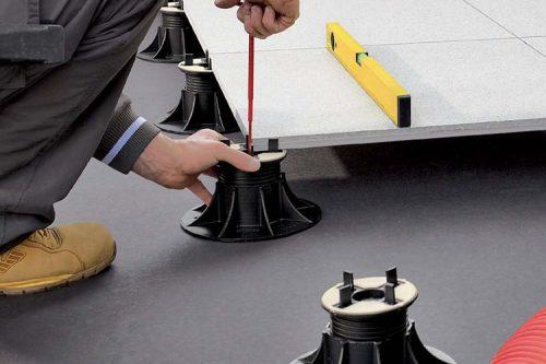 Pedestal Height Adjustment Tool