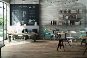 Hyper-Realistic Timber-Effect Porcelain Tiles