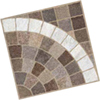 mosaic-effect